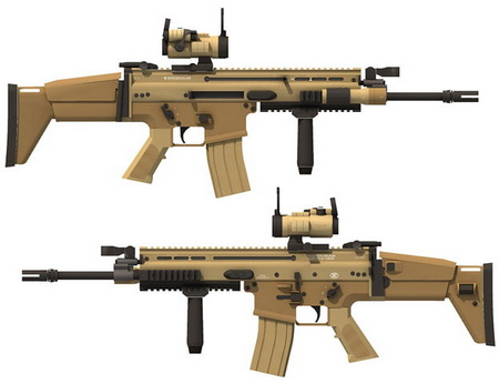 FN SCAR - Special Operations