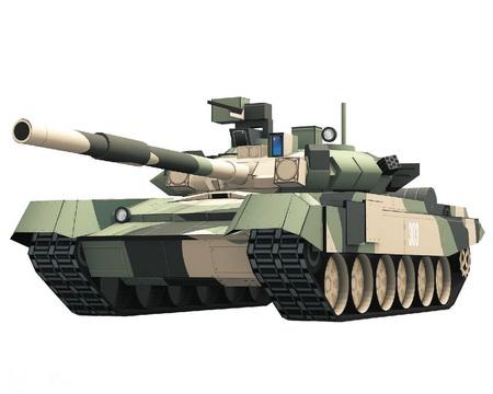 основной боевой танк.