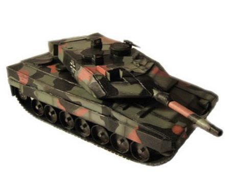 Leopard 2A6 — немецкий