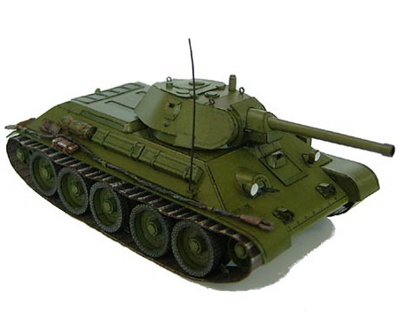 T-34-76 1941г.