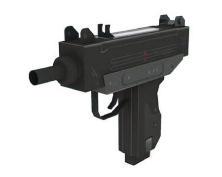 Uzi Pistol — Пистолет UZI