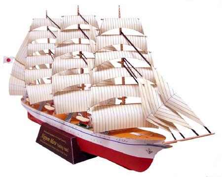 парусное судно Японии,